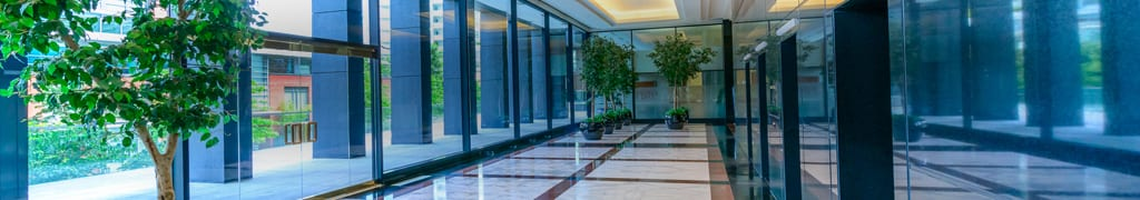 View of hallway at Private Client Services location